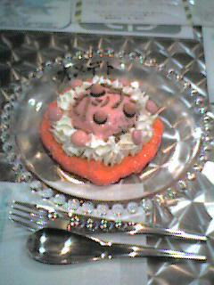 ARGOケーキ
